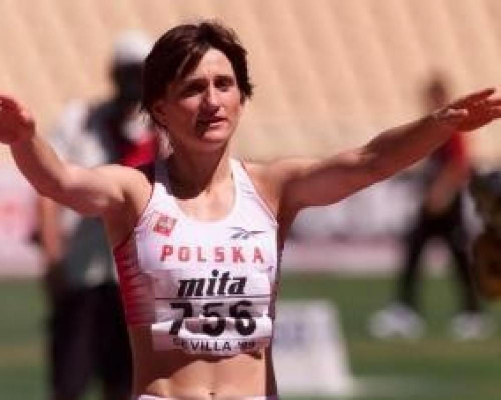 Trzykrotna olimpijka na starcie GP Wrocław zBiegiemNatury