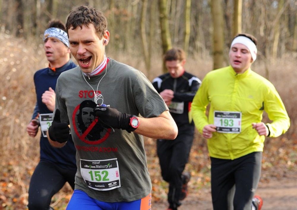 III Bieg o Puchar Nadleśniczego - Olsztyn