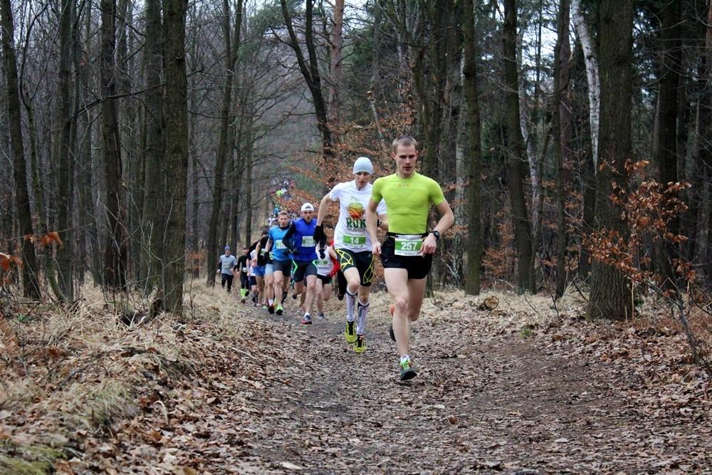 Tomasz Kawik najlepszy podczas 5. biegu w Katowicach