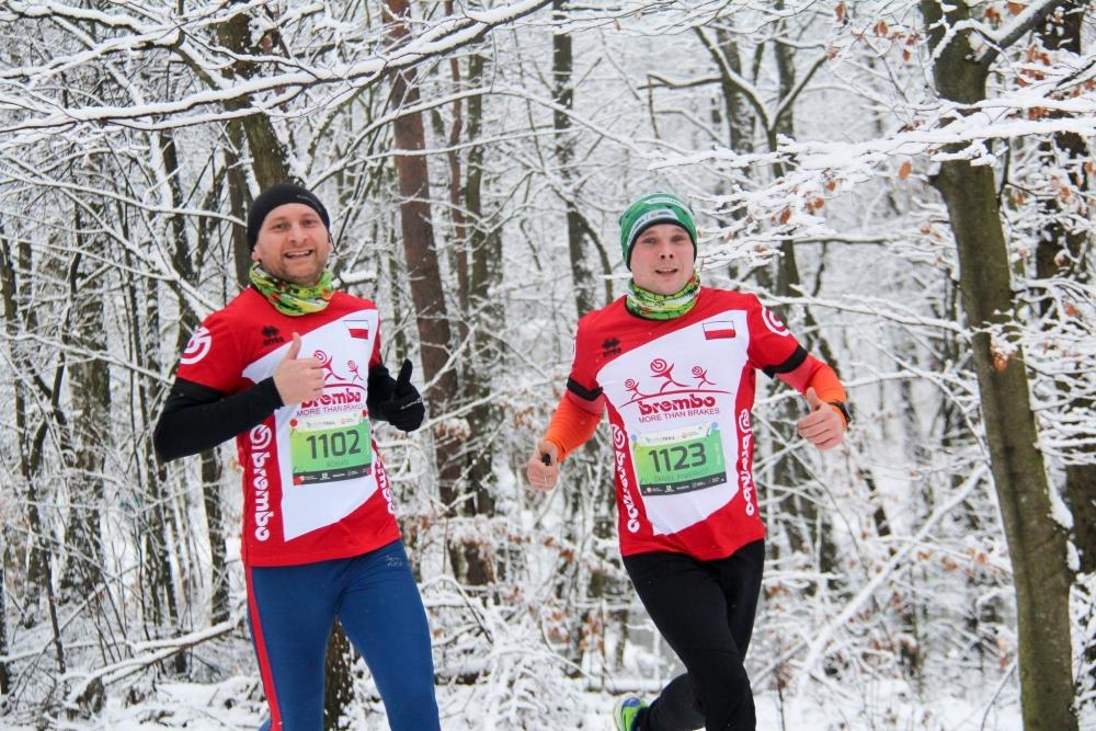 Ostatni bieg w Katowicach