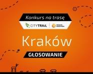 Trwa głosowanie na trasę CITY TRAIL w Krakowie!