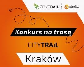 Konkurs na trasę CITY TRAIL w Krakowie!