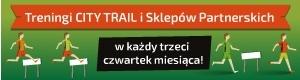 Treningi CITY TRAIL i Sklepów Partnerskich