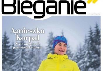 W marcowym numerze magazynu Bieganie