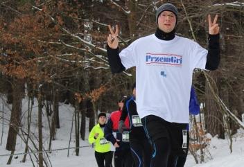 Piąty bieg Grand Prix Olsztyn zBiegiemNatury