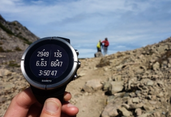 Drugi zegarek Suunto Spartan ma swojego właściciela!