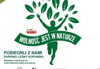 Wolność jest w naturze, czyli 25 leśnych ścieżek na 25. rocznicę odzyskania wolności