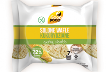 Wafle Good Food na każdym biegu CITY TRAIL!
