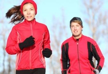 W czym biegać zimą?