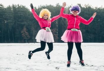 Kolorowy bieg w Bydgoszczy!
