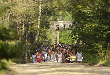 Rekordowy Bieg Leśnika w Wielbarku