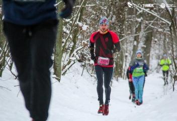 Prawdziwie zimowy przełaj w Lublinie