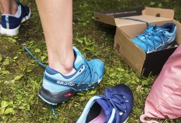 Testy butów marki Salomon