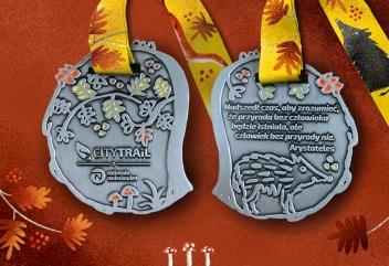 Prezentujemy medal jesiennej edycji 2020