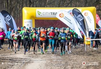 Znakomici biegacze nad Rusałką