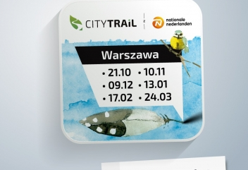 Gadżety CITY TRAIL