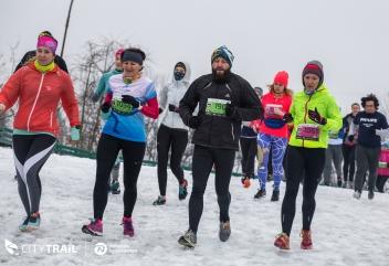 Śnieżno-lodowa Łódź