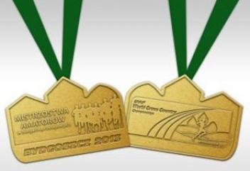 Medale przełajowych mistrzostw w Bydgoszczy