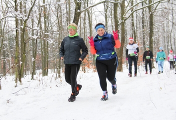 Zima w Katowicach!